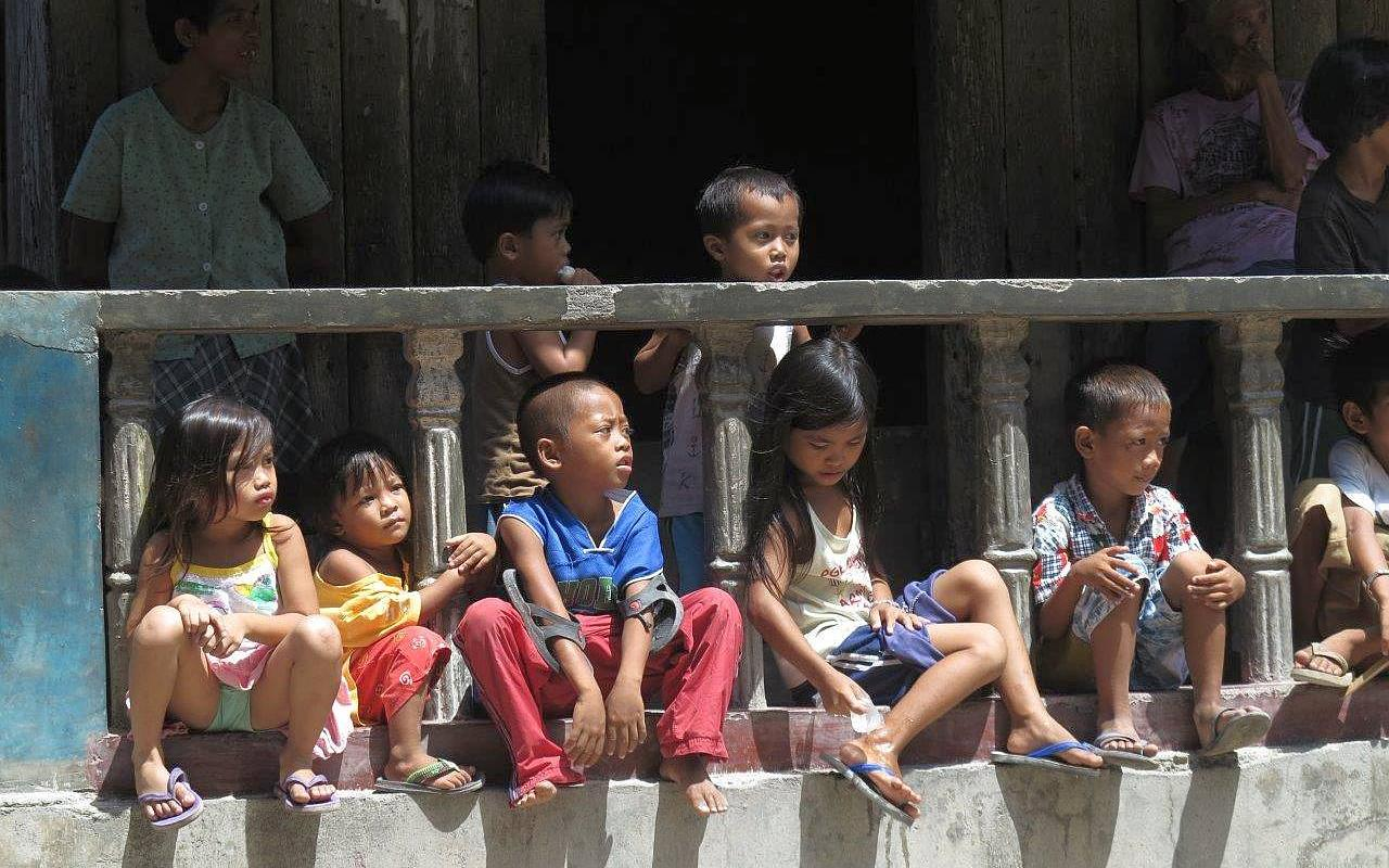 Prävention von Kinderhandel und Kinderprostitution in Davao, Mindanao
