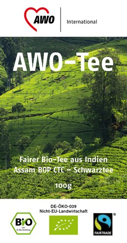 AWO International-Tee (Bio) 100g